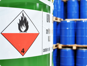 Carriage of dangerous goods in accordance with the ADR Agreement